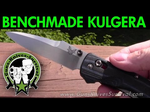 Benchmade 930 Kulgera: That One Knife