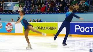 Александра Каргулина и Илья Калашников A Time for Us by Nino Rota arr Robert Longfield