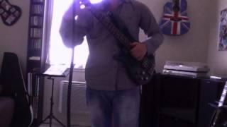 Congabass - Eric Serra (bass cover)