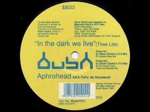 Aphrohead AKA Felix Da Housecat - In The Dark We Live (Thee Lite)