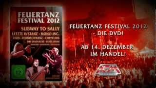 vuclip FEUERTANZ FESTIVAL 2012 (DVD-Trailer) // AFM Records