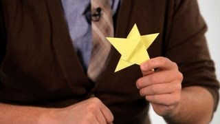 How to Make a Star | Origami