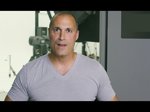 Behind The Shoot with Nigel Barker  Alo x Nigel Barker