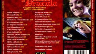James Bernard - Taste The Blood Of Dracula (Full OST - Hammer Horror)