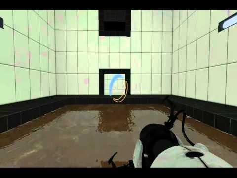 Portal 2- Non-Euclidean Space: Version 2.0