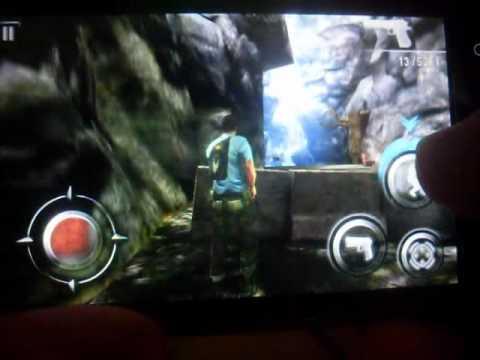 Huawei u8800/ ideos x5 shadow guardian gameplay