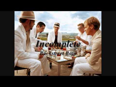 Backstreet Boys  Incomplete HQ