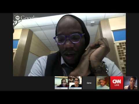CNN Google Plus Hangout: African-American identity