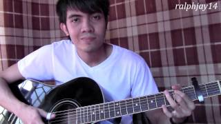 Buko - Jireh Lim (fingerstyle guitar cover)