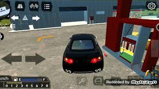 Nissan GTR, (Car Parking Simulator)