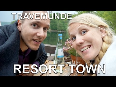 Beautiful Beaches and Lakes in Travemünde & Malente - GERMANY Travel Vlog