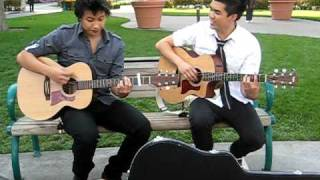 Cooler Than Me (Mike Posner cover) - Joseph Vincent & Richard Tran