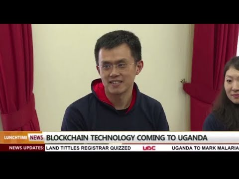 Binance - Supporting Uganda's Economic Transformation