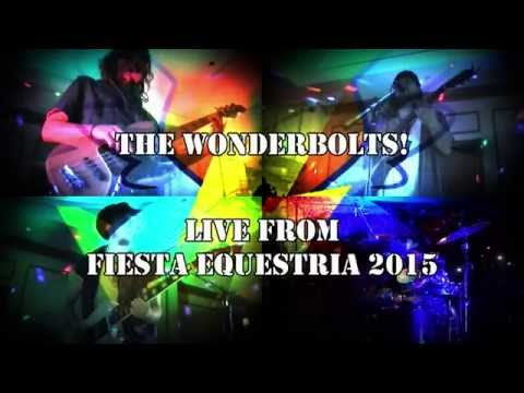 The Wonderbolts! - Live from Fiesta Equestria 2015 (Full Show)