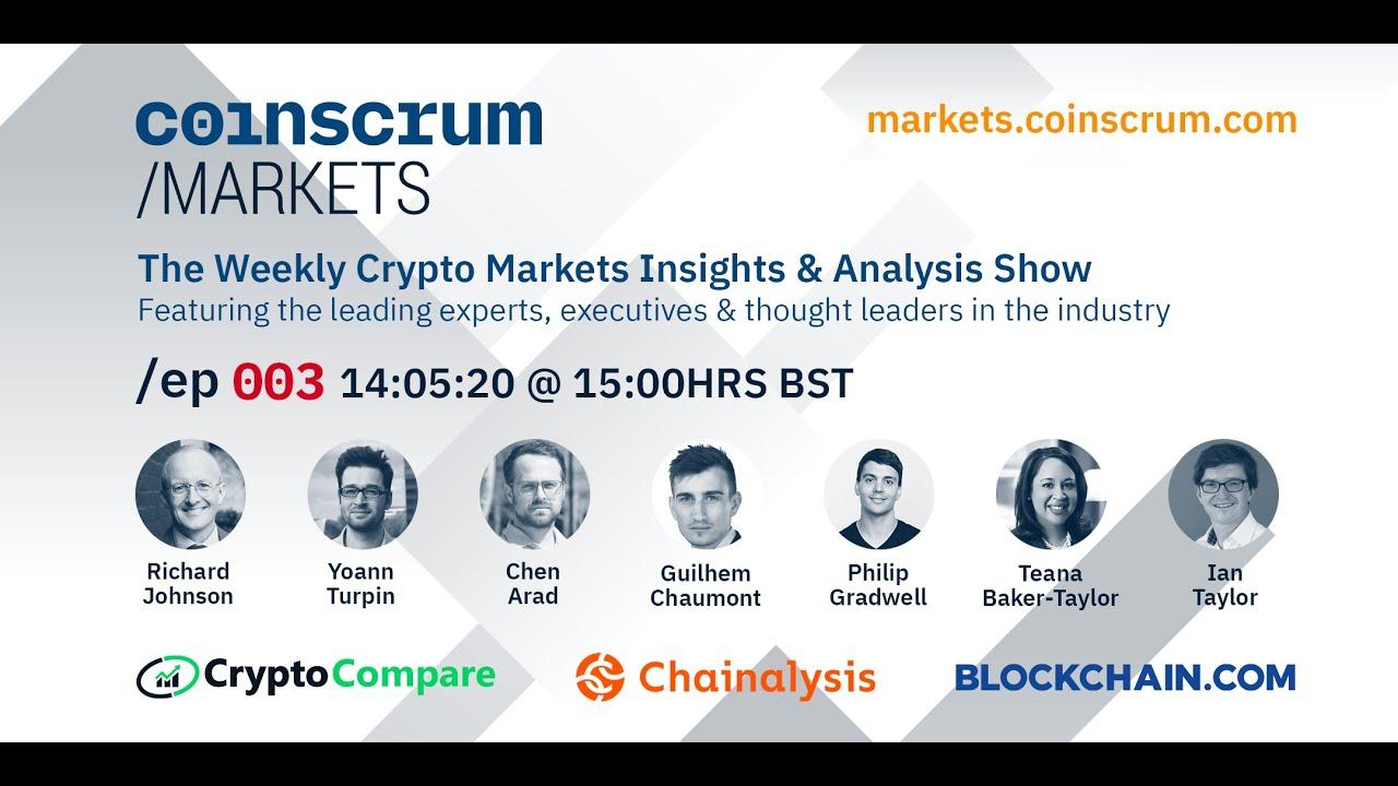 Coinscrum /Markets :: Ep.003