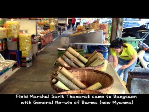 Nong-Mon Market, Chonburi ตลาดหนองมน