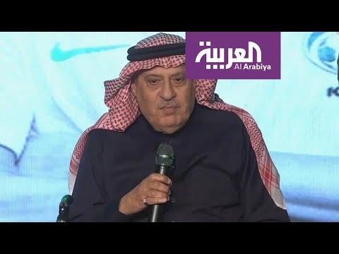أول مدرب سعودي يصل إلى العالمية يذرف الدموع  - نشر قبل 2 ساعة