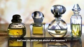 Darf man die parfüm mit alkohol sind benutzen ? - Sheikh Abdellatif