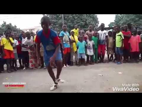 Nouveau concept de safarel Obiang TCHINTCHIN