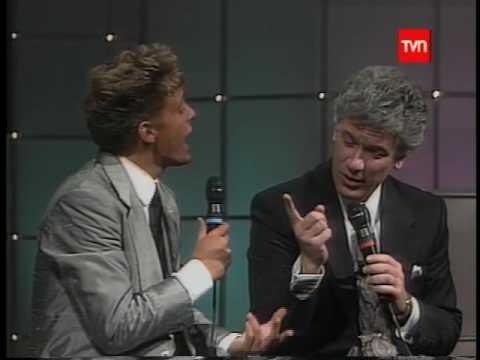 Luis Miguel - Fallaste corazon - Siempre lunes 89