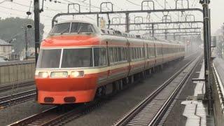 小田急線 通過集in千歳船橋駅
