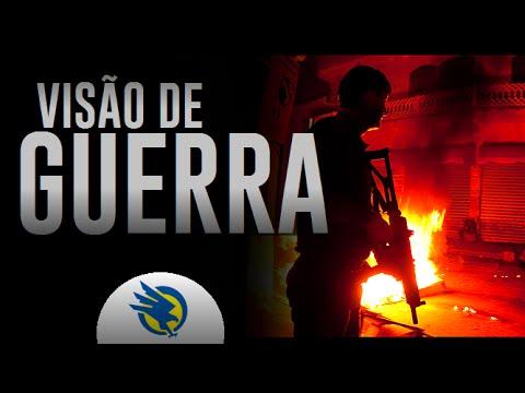 """NOVO VÍDEO DO CANAL LIBERTAR: """"VISÃO DE GUERRA"""""""