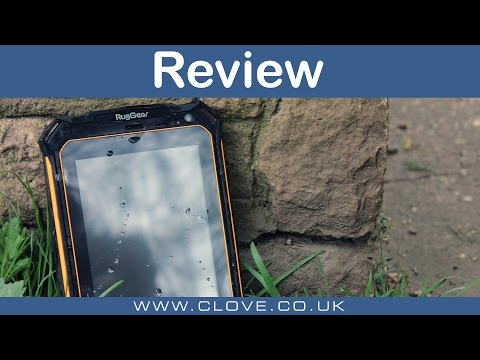RugGear RG900 Tablet Review