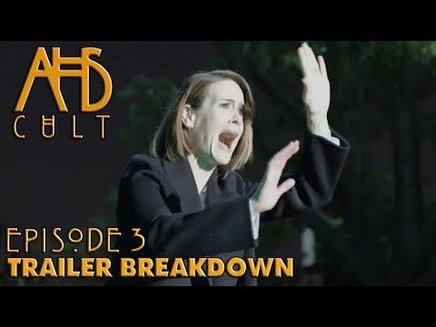 American Horror Story Cult - Episode 3 - Teaser trailer BREAKDOWN!