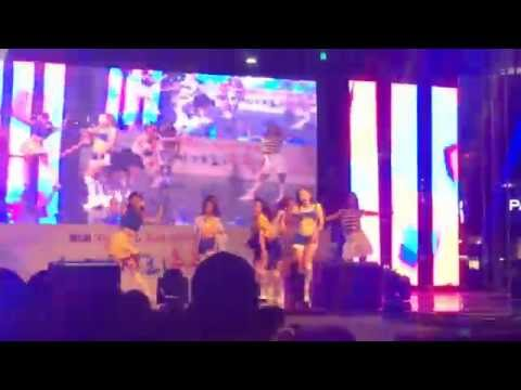 L.D.G. Kpop international cover dance competition in Korea 2016