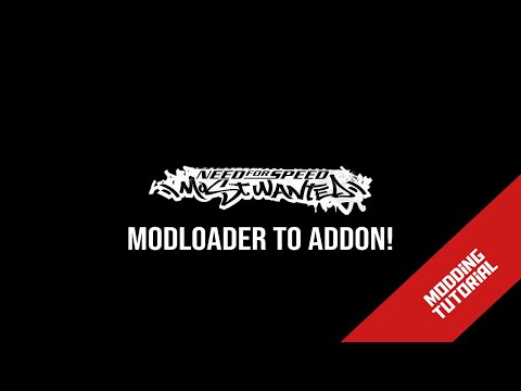 [Modding Tutorial] Converting Mod Loader Car To Addon!