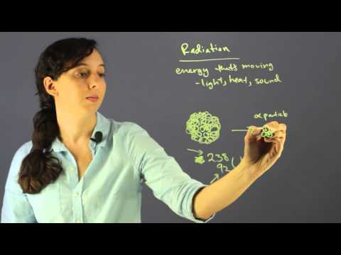 How Radiation Works : Chemistry Questions