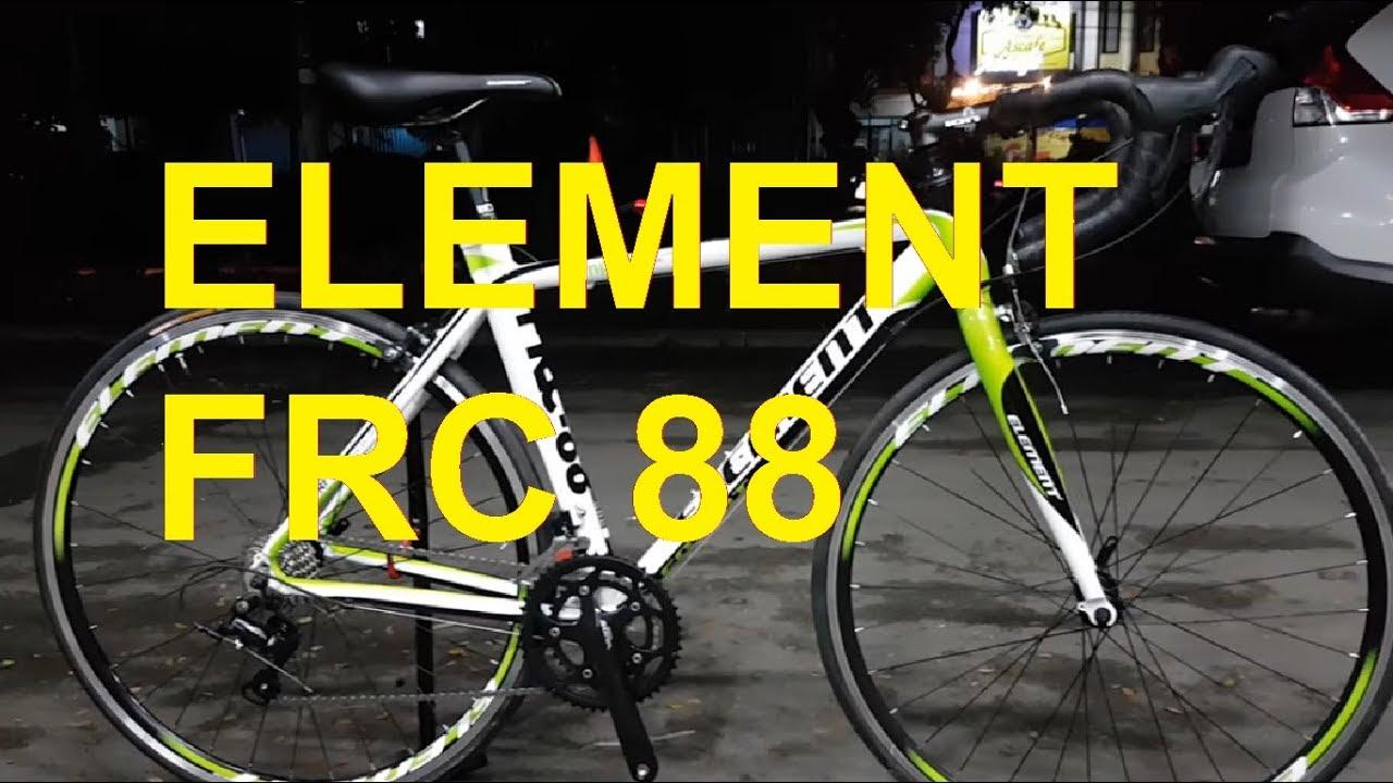 Sepeda Balap Element Frc 88 Sisa Hitam Youtube Toolkit 11 In 1 Toko Majuroyal