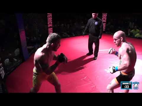 Scott Heckman vs Rob Sullivan 2