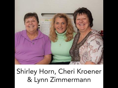 The Shanty Project: Shirley Horn, Cheri Kroener & Lynn Zimmermann