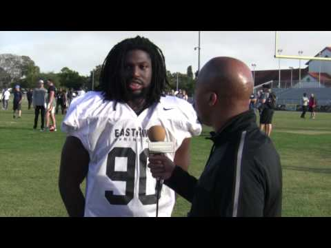 FBGP's 2017 Shrine Game Interview  - Avery Moss