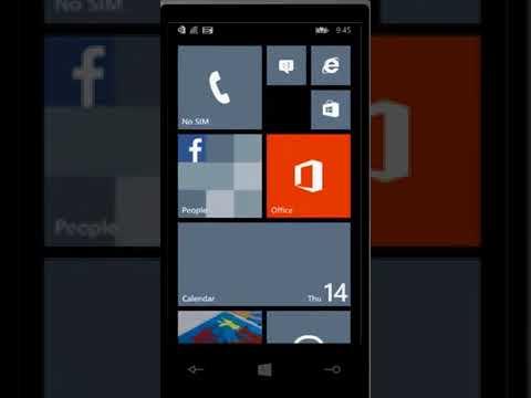 configuration mms free windows phone 8.1