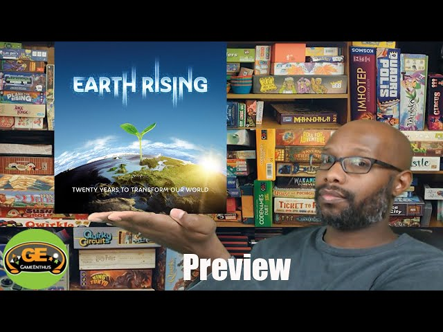 Earth Rising Kickstarter Preview