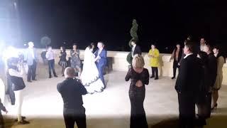 Танец невесты и папы!
