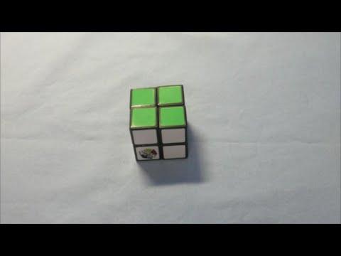 Rubikin Kuutio Ratkaisu