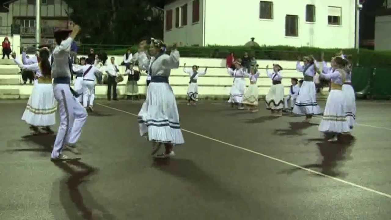 F te basque 2013 de st p e sur nivelle youtube - Office de tourisme saint pee sur nivelle ...