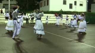 Fête basque 2013 de St Pée sur Nivelle