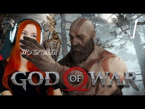НАЧАЛО ❤ GOD OF WAR 2018  ❤ Прохождение ❤