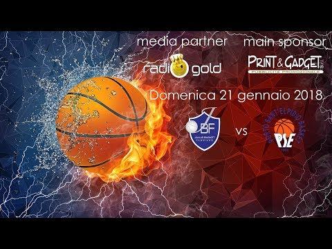 Ristopro Basket Fabriano vs Porto S. Elpidio Basket