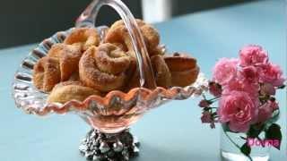 творожное печенье розочки рецепт