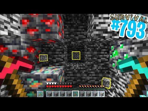 COME ROMPERE la BEDROCK in MINECRAFT 1.17 - Minecraft ITA SURVIVAL #793