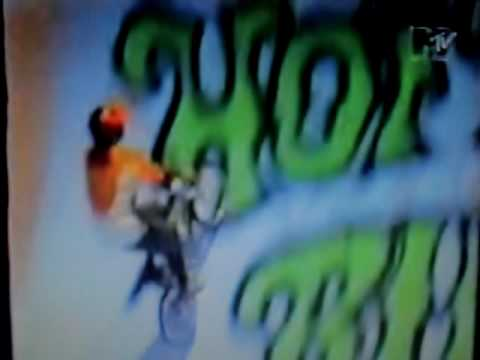 mat hoffman mega half pipe 1993 mtv sports motorized bmx