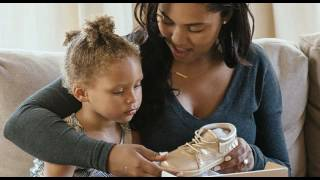 Ayesha Curry Partners with Freshly Picked to Launch Children's Holiday Moccasin Collection