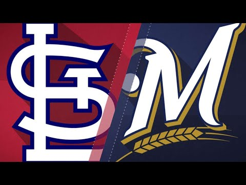 Yelich, Braun 9th-inning homers lead Brewers - 4/3/18