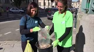 """Pour le """"World cleanup day"""", la planète retrousse ses manches"""