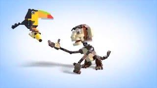 Lego Creator 31019 Лего Криэйтор Озорные животные - в продаже на TOY RU